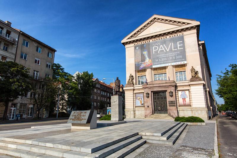 Museum, Bratislava