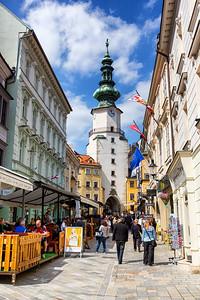 St Michael's Gate, Bratislava