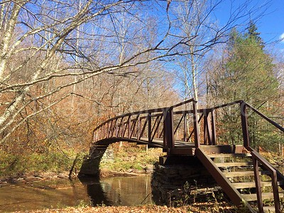 Grandy creek bridge