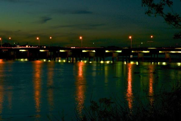 Jenks Bridge to Tulsa
