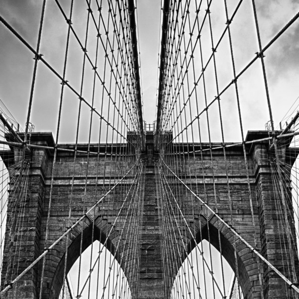Brooklyn Bridge Tower