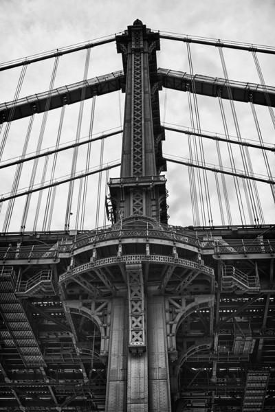 Wiliamsburg Bridge Detail
