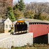 Pine Grove Covered Bridge, Octoraro Creek, Pennsylvania