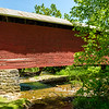 G Donald McLaughlin Memorial Covered Bridge, Jacks Mountain Road, Hamiltonban Township, Pennsylvania