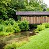 Indian Creek Covered Bridge, Salt Suphur Springs, West Virginia