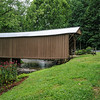 Jack's Creek Covered Bridge, Woolwine, Virginia