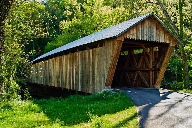 Bennetts Mill Covered Bridge, Greenup County, Kentucky