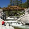 Yosemite Creek Foot Bridge