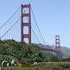 South Side of Golden Gate Bridge