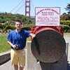 Golden Gate Bridge Cable