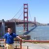 David @ Golden Gate Bridge