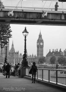 Thames Path & Big Ben
