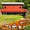 Ebenezer Church Bridge, Mingo Creek County Park, Washington County, Pennsylvania