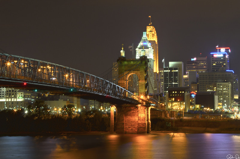 Robling Bridge, Cincinatti