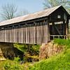 Ringos Mill Covered Bridge, Fleming County, Kentucky