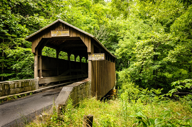 Herns Mill Covered Bridge, Lewisburg, West Virginia