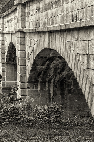 Monocacy Aqueduct, C&O Canal, Frederick County, Maryland