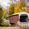 Neff's Mill Covered Bridge (aka Pequea 7 or Bowman's Mill Covered Bridge), Willow Street, Pennsylvania