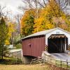 Neff's Mill Covered Bridge (aka Pequea 7 or Bowman's Mill Covered Bridge), Willow Street, Pennsylvania