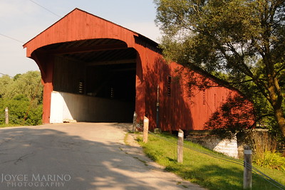 Covered bridge in St Jacobs, Ontario, Canada -- DSC_2829-2.