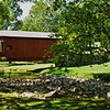 Ebenezer Church Bridge, Mingo Creek County Park, Washington County, Pennsylvania