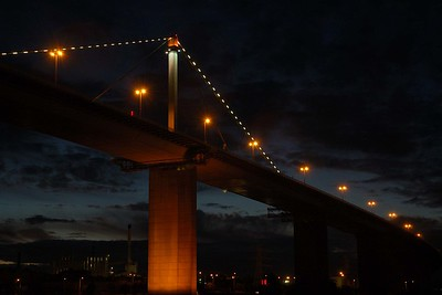West Gate Bridge, Melbourne