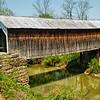 Hillsboro Covered Bridge   (also known as the Grange City Covered Bridge), Fleming County, Kentucky