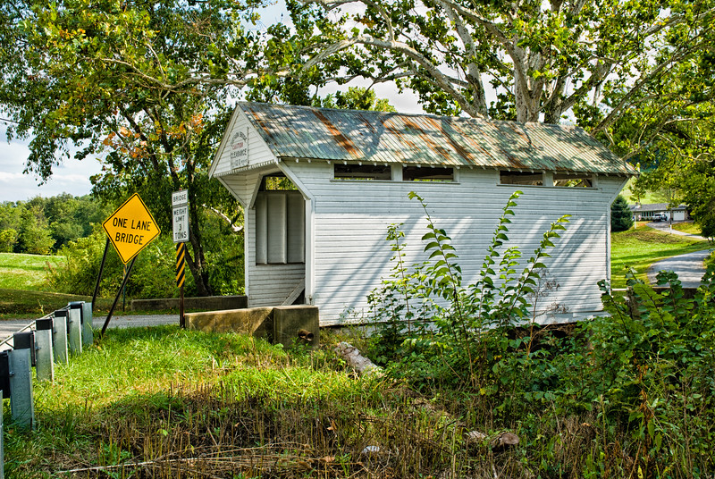 Cox Farm Bridge, Lippincott, Pennsylvania