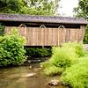 Indian Creek Covered Bridge, Salt Sulphur Springs, West Virginia