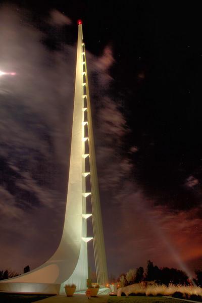 The Sundial Bridge