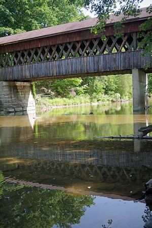 Ashtabula County Covered Bridge Tour, August 20, 2017
