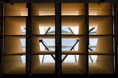 Skylights at the Hayward