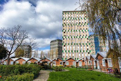 Cranbrook Estate (Lubetkin)