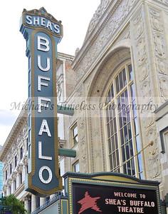 Shea's - Buffalo, NY - 11 x 14