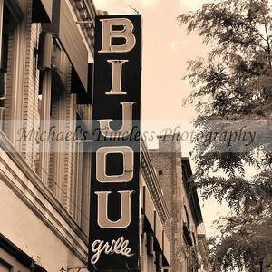 Bijou Grille - 12 x 12