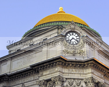 Buffalo Savings Bank, Goldome - Buffalo, NY - 8 x 10