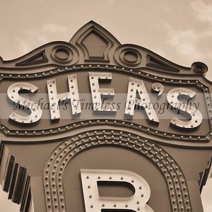 Shea's - Buffalo, NY - 12 x 12