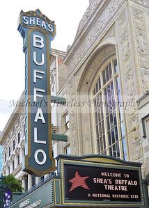 Shea's - Buffalo, NY - 5 x 7