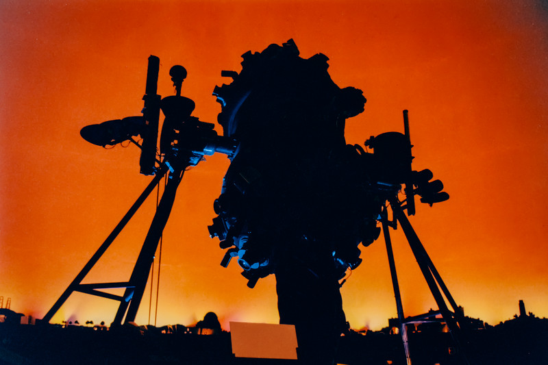 The Projector, Morrison Planetarium