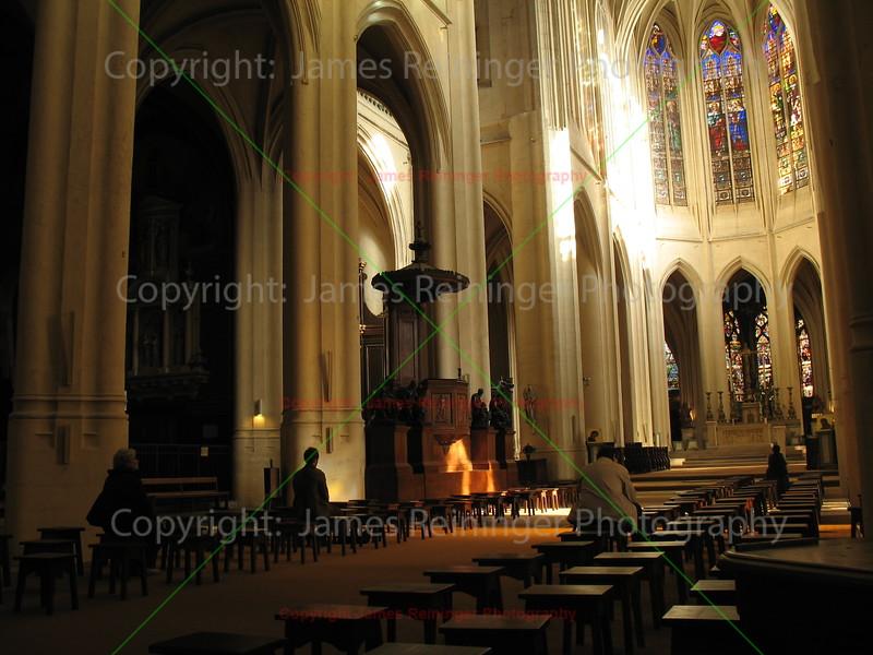 Saint-Gervais-et-Saint-Protais<br /> Paris, France