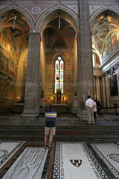 Chapels of Santa Croce