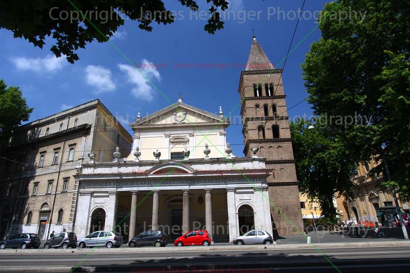 Church of San Crisogono