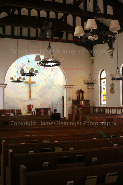 Church of Immaculate Conception<br /> Old Town<br /> San Diego, California