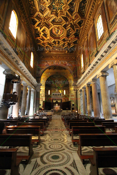 Basilica of Our Lady in Trastevere