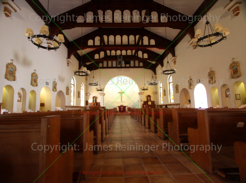 Church of Immaculate Conception<br /> Old Town, San Diego