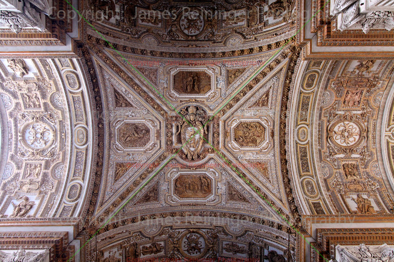 Saint Peter's Basilica<br /> Rome, Italy
