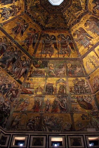 Mosaic Ceiling (detail #3)