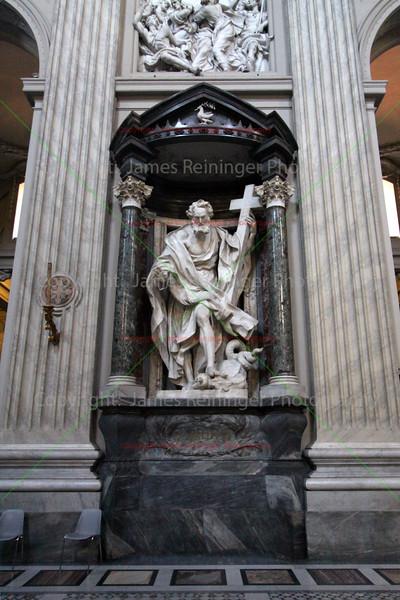 St. Philip by Mazzuoli