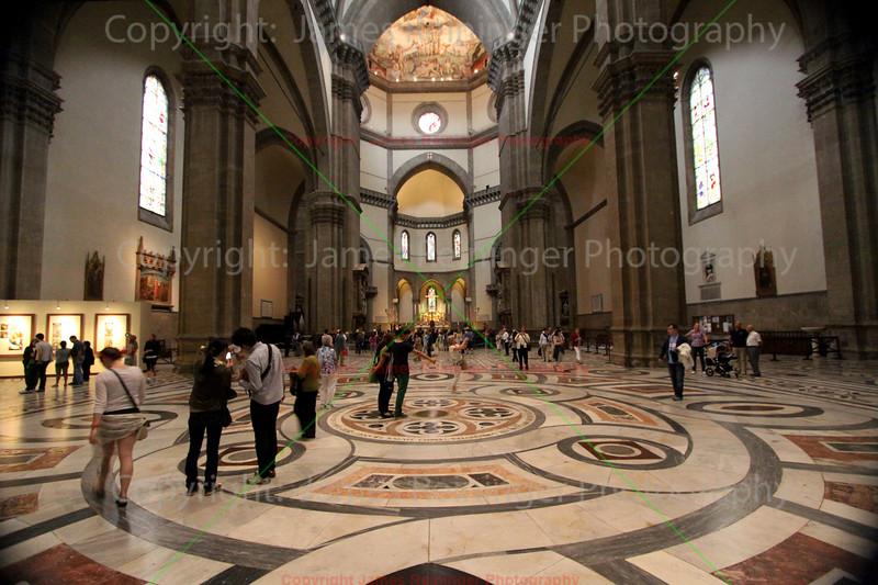 Basilica of Saint Mary of the Flower / Basilica di Santa Maria del Fiore<br /> Florence, Italy