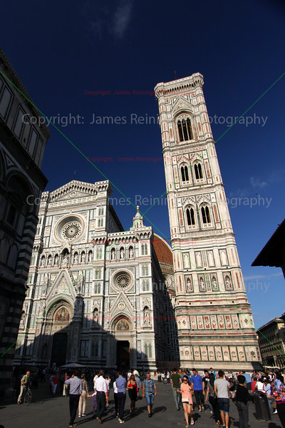 "Basilica of Saint Mary of the Flower, aka ""The Duomo"""